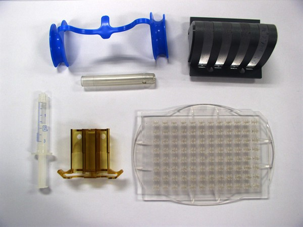Sample Plastic Parts